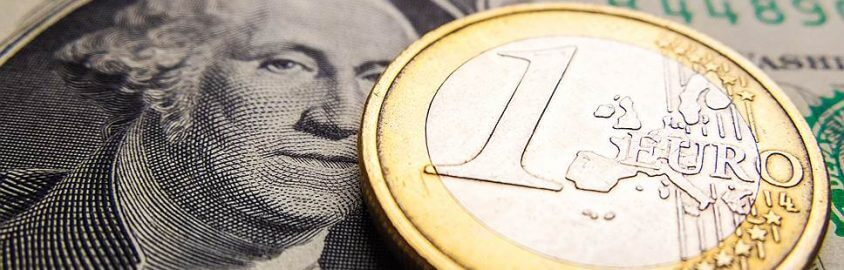 picture The euro continues to fall